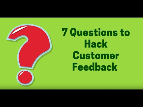 7 Questions to Build Customer Trust