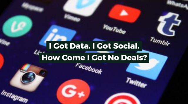 How to Control Data and Social and Close More Deals